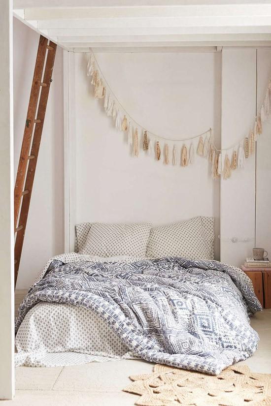 Warme slaapkamer inspiratie  Wooninspiratie