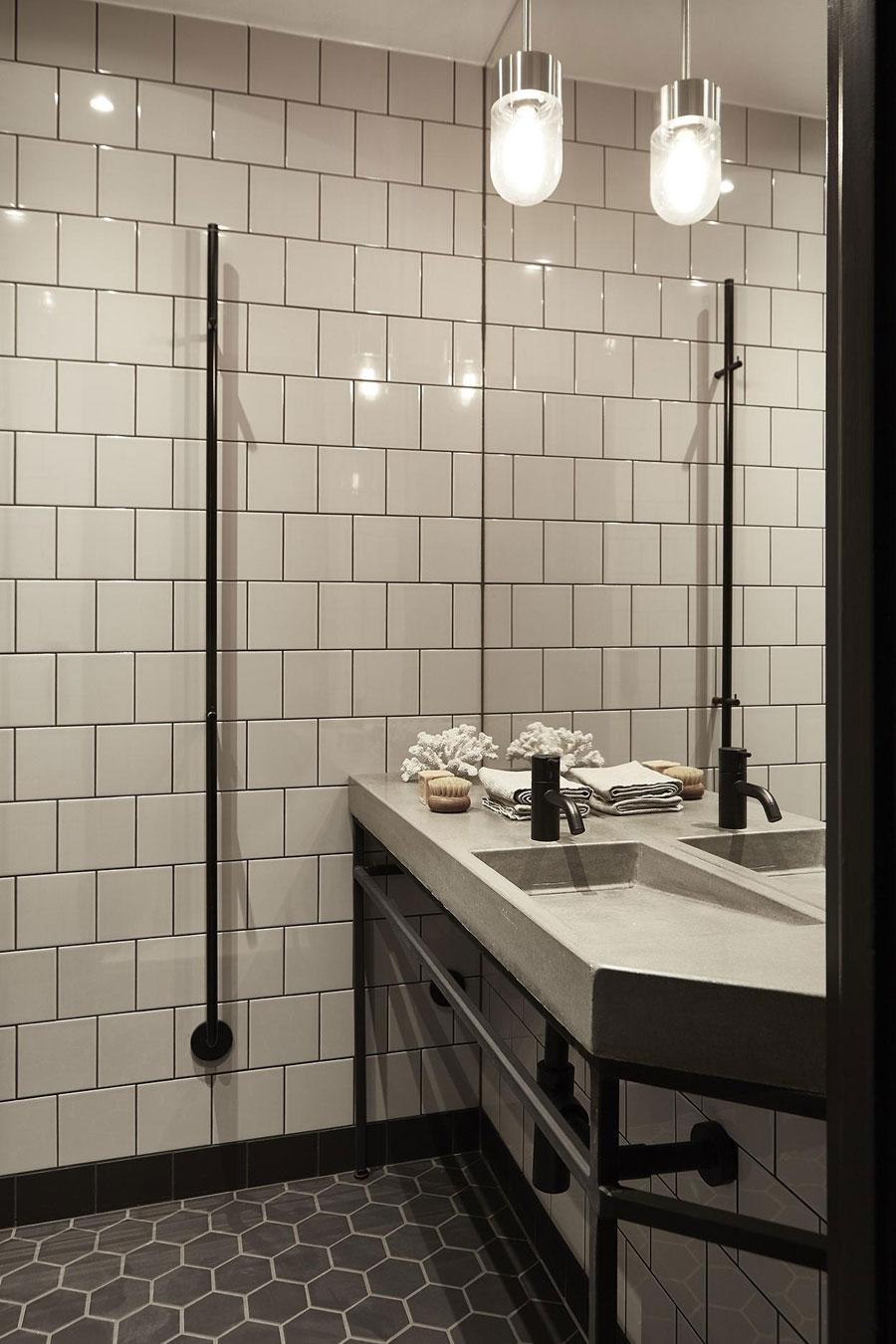 wastafels badkamer beton