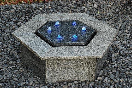 waterornament hexagon
