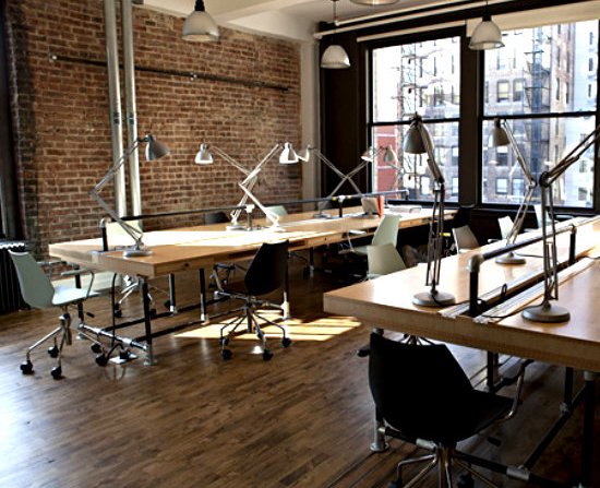 Werkplek huren midden in New York