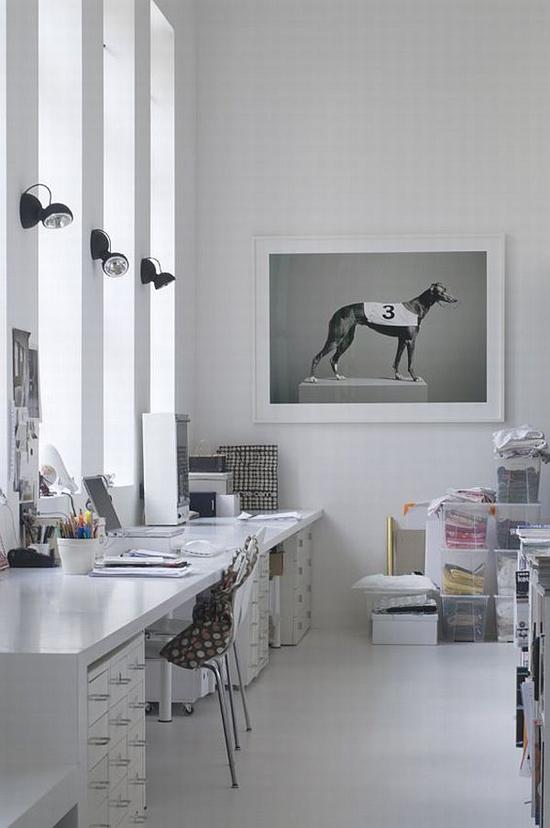 Voorbeelden Werkplek Thuis   Wooninspiratie