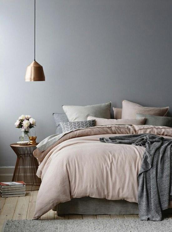 winterse slaapkamer inrichting inspiratie wooninspiratie