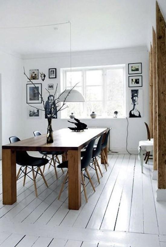 Wit geverfde vloer wooninspiratie - Vloer roller ...