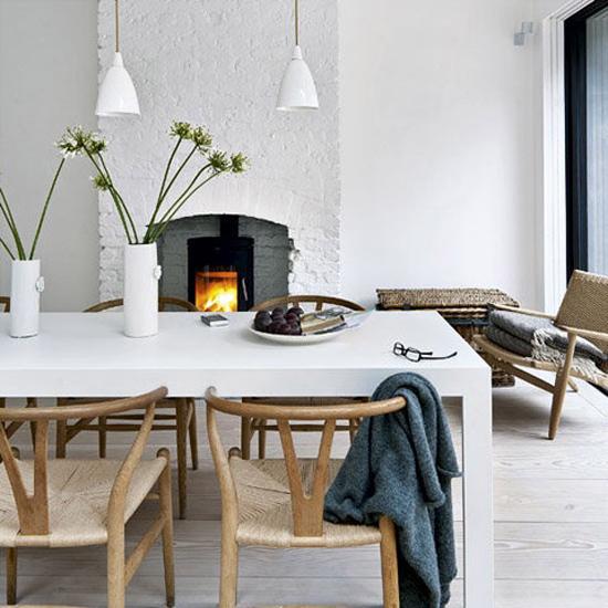 Witte Vintage Keuken: Woonkamer brocante inrichten? lees hier hoe ...