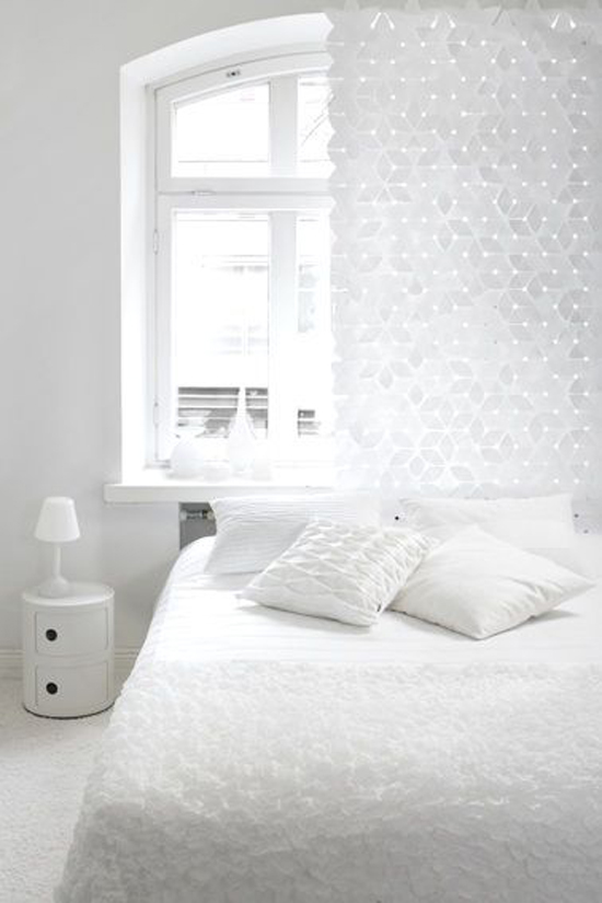 Witte Slaapkamer Ideen Opdoen  Wooninspiratie