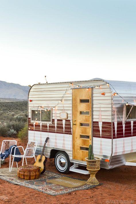Wonen in een caravan