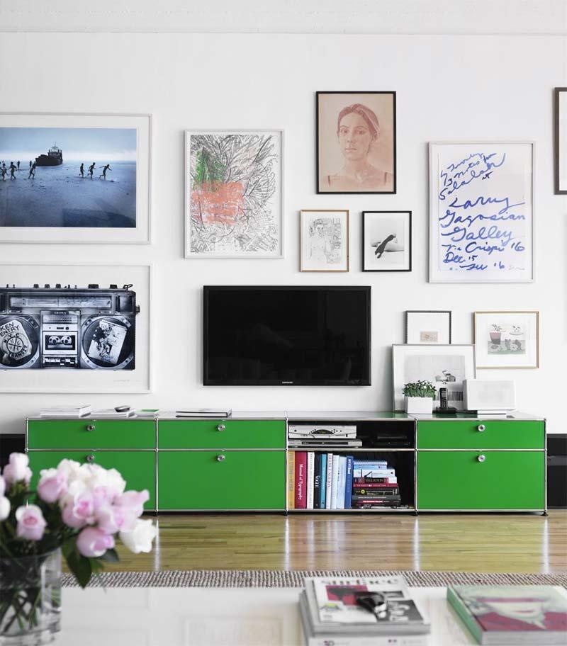 woonkamer inspiratie tv lijsten