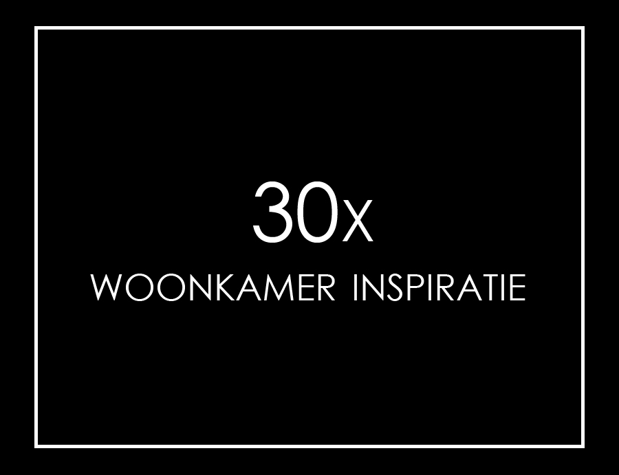Witte Woonkamer Inspiratie | Wooninspiratie