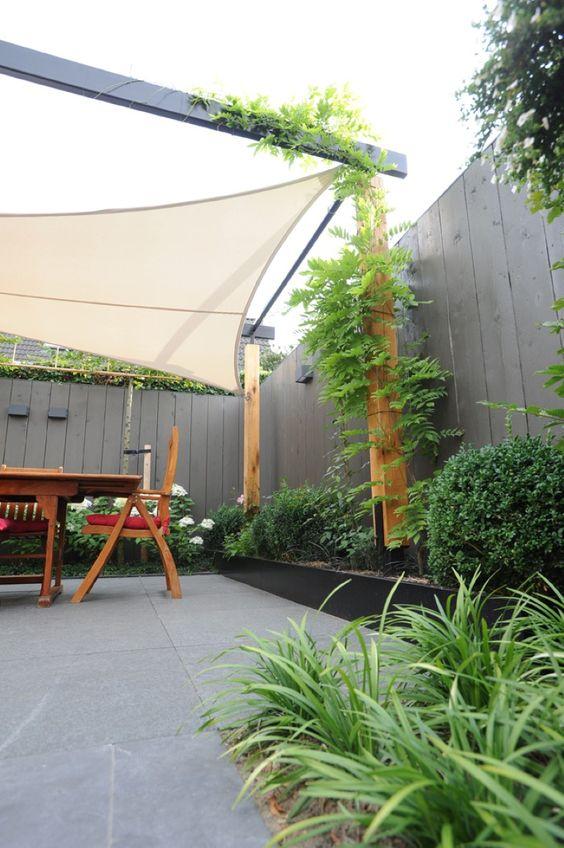 zonnedoek-tuin