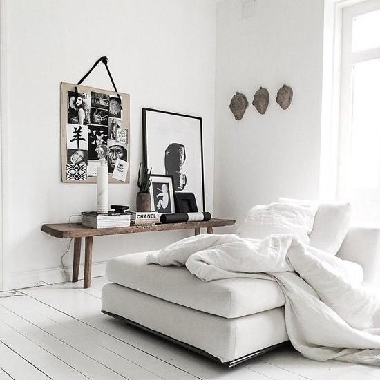 Zwart witte posters voor de woonkamer | Wooninspiratie