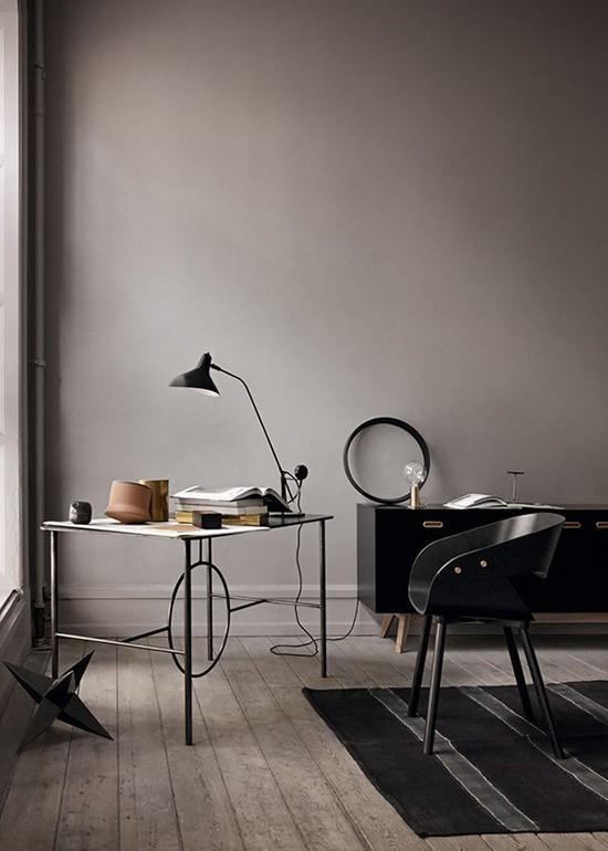 Zwarte lamp inspiratie
