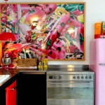 Keuken van Josephine Gintzburger